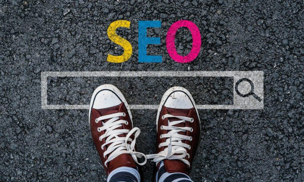 SEO - pozycja w wyszukiwarce